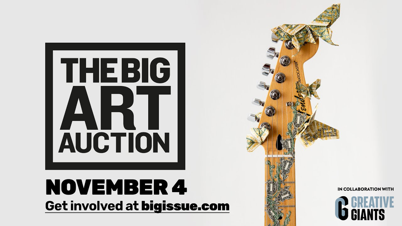 The Big Art Auction - Limited Edition Prints