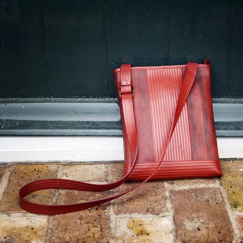 cf0db04d01f Today, Elvis & Kresse's highly skilled craftspeople make beautifully  designed bags and homeware from 15 different reclaimed materials.